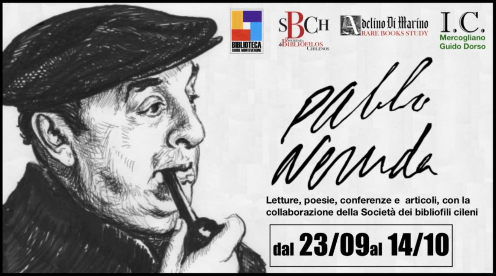 Un evento della Biblioteca delle Suore di Montevergine dedicato a Pablo Neruda