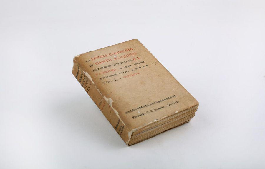 Dante Alighieri, La divina commedia, Firenze: G.C. Sansoni, 1915.